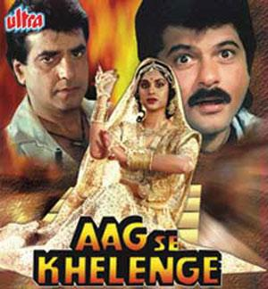 Aag Se Khelenge  Hindi Movie
