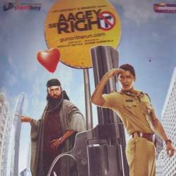 AAGE SE RIGHT  movie