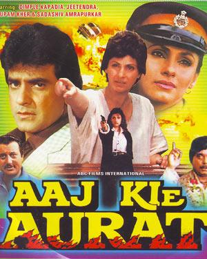 AAJ KI AURAT  movie