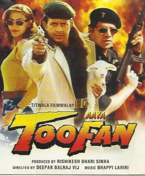 AAYA TOOFAN  movie