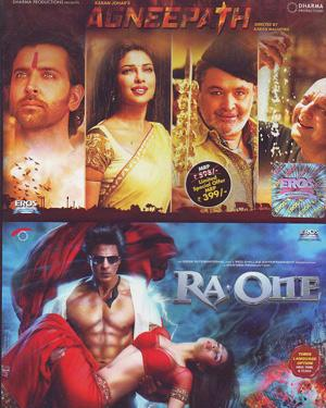 Agneepath(New) - Ra-one   movie