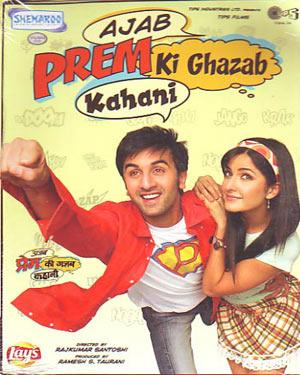 AJAB PREM KI GHAZAB KAHANI  movie