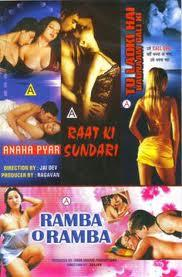 ANAHA PYAR - RAAT KI SUNDARI - TU LADKI HAI BADNAAM GALI KI - RAMBA O RAMBA 4 IN 1