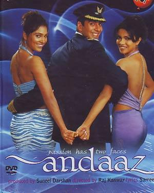 List of Andaaz Lyrics Songs with Lyrics