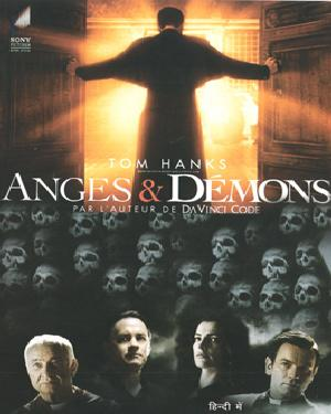 Angels and Demons(Hindi)  movie