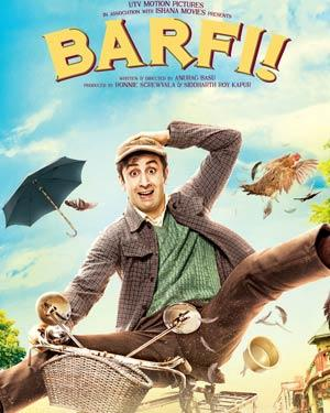 Barfi!  movie