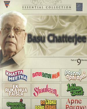 Basu Chatterjee Essential Collection DVD