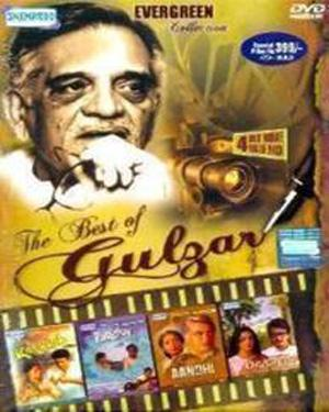The Best of Gulzar - Koshish - Parichay  - Aandhi - Khushboo) - 4 DVDs Movie Pack  movie