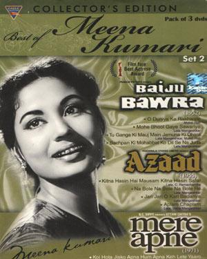 Best of Meena Kumari Set -2  movie
