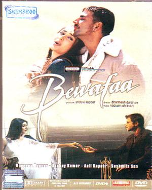 Bewafaa review movie