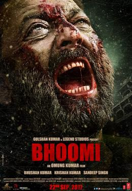 Bhoomi (2017) poster