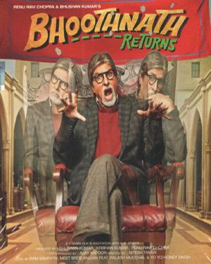 Bhoothnath Returns  movie