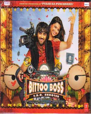 Bittoo Boss VCD