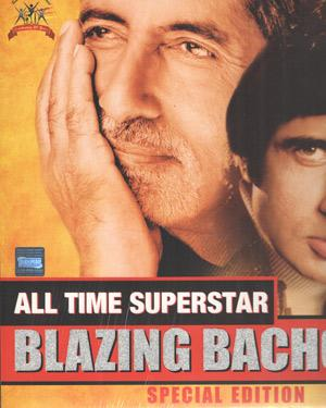 ALL TIME SUPERSTAR BLAZING BACHCHAN DVD