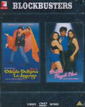 Dilwale Dulhania Le Jayenge - Dil To Pagal Hai  movie