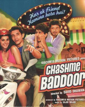 Chashme Baddoor  DVD