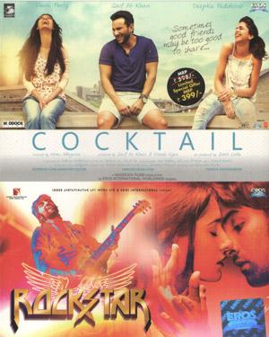 COCKTAIL & ROCKSTAR  movie
