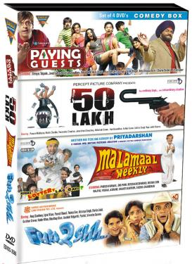 Buy Comedy Box - Paying Guest - 50 Lakh - Malamaal Weekly