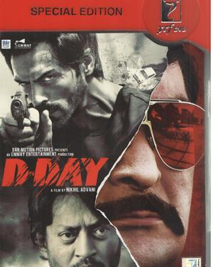 D-Day(2013) poster