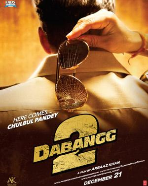 DABANGG 2 BluRay