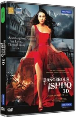 Dangerous Ishq 3D  movie