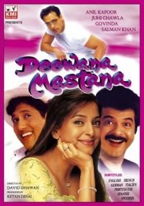 DEEWANA MASTANA  movie