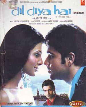 DIL DIYA HAI  movie