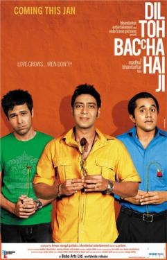 Dil Toh Baccha Hai Ji  movie
