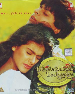 Dilwale Dulhania Le Jayenge  movie