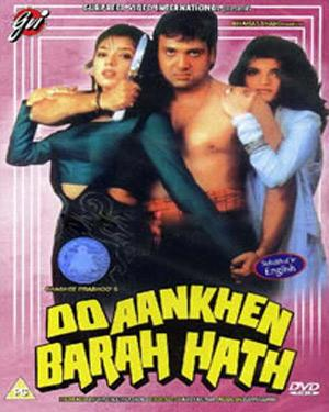 DO ANKHEN BARAH HATH  movie