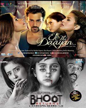 EK THI DAAYAN-BHOOT RETURNS  movie