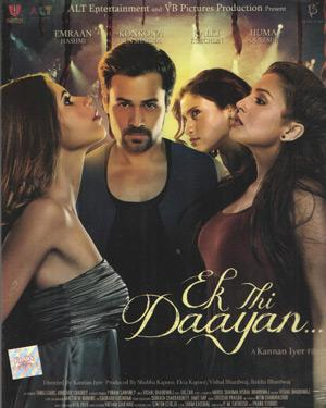 Ek Thi Daayan  movie