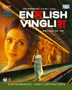 English Vinglish BluRay