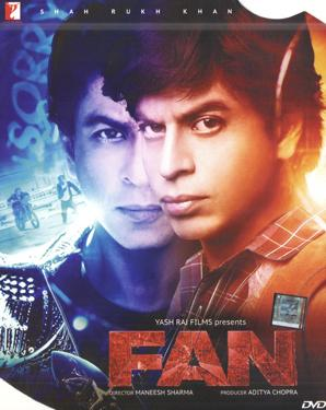 Fan(2015)  movie