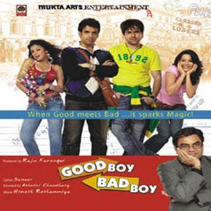 GOOD BOY BAD BOY  movie