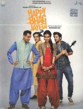 Happy Bhag Jayegi  movie