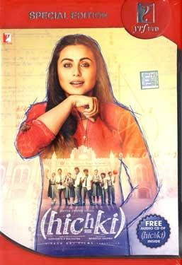 Hichki BluRay