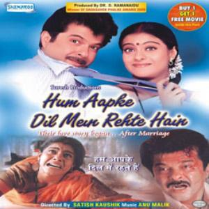 HUM AAPKE DIL MEIN REHTE HAIN  movie
