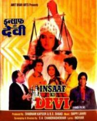 INSAAF KI DEVI  movie