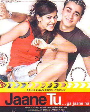 JAANE TU YA JAANE NA  movie