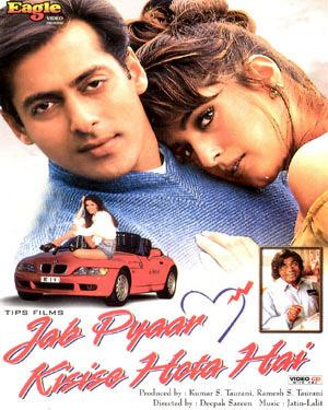 JAB PYAAR KISI SE HOTA HAI  movie