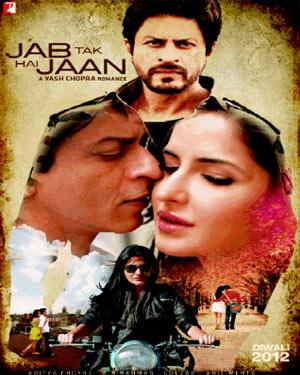 Jab Tak Hai Jaan BluRay