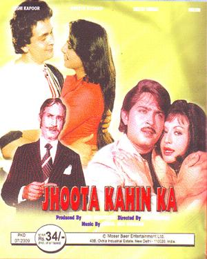 JHOOTA KAHIN KA  movie