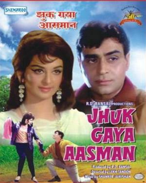 JHUK GAYA AASMAN  movie
