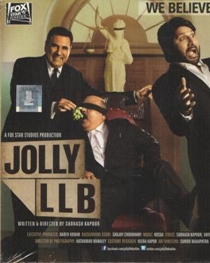 JOLLY LLB DVD