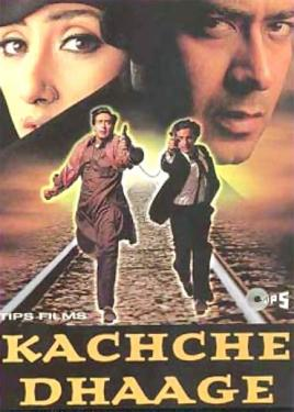 KACHCHE DHAAGE poster
