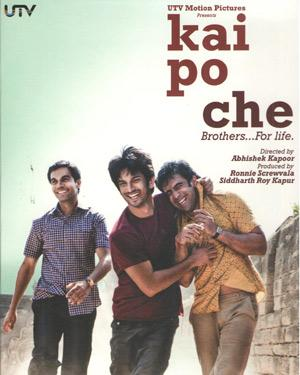 Kai Po Che  movie