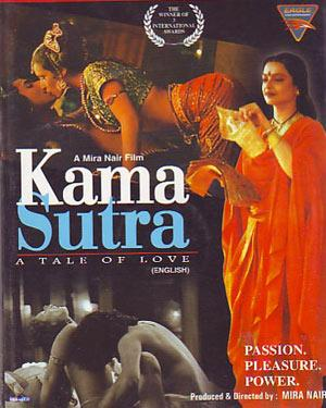 Kama Sutra - A Tale of Love VCD