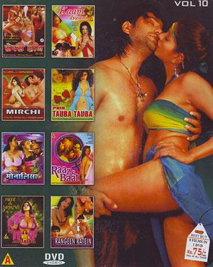 KAMAL ADULT COMBO - 8 HOT MOVIES IN 1 DVD - VOL-10 DVD