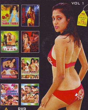 KAMAL ADULT COMBO - 8 HOT MOVIES IN 1 DVD - VOL-1 DVD
